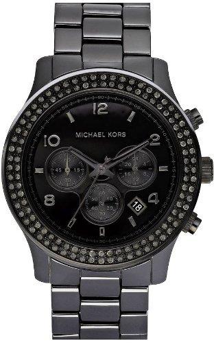 michael kors orologio nero