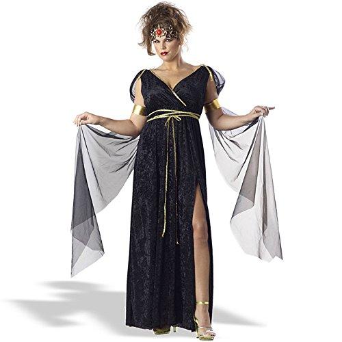 Medusa Costume - Plus Size 1X - Dress Size 16-18 (Medusa Plus Size Costume)