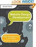 Website Design and Development: 100 Q...