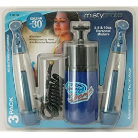 Misty Mate Personal Misters Combo Pack (3 Pack)