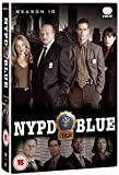 NYPD Blue Complete Season 10 [DVD] [Import anglais]