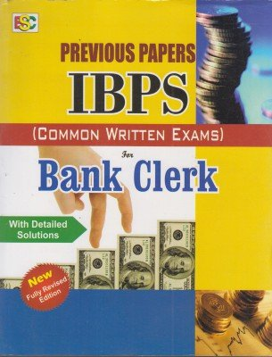 Previous Papers Ibps Bank Clerk Exam With Detailed Sol.