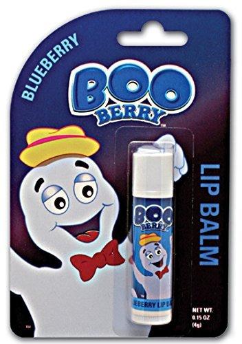 Boston America Boo Berry Flavored Blueberry Lip Balm