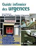 Guide infirmier des urgences