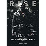 The Dark Knight Rises Poster Signed PP by 6 Batman Christian Bale, Morgan Freeman, Christopher Nolan, Gary Oldman, Tom Hardy, Anne Hathaway Bane A4 Size 21cm x 29.7cm