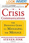 Crisis Communications: The Definitive...