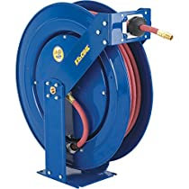 Coxreels Truck Series Hose Reel with EZ-Coil, Model# EZ-TSH-450, 1/2