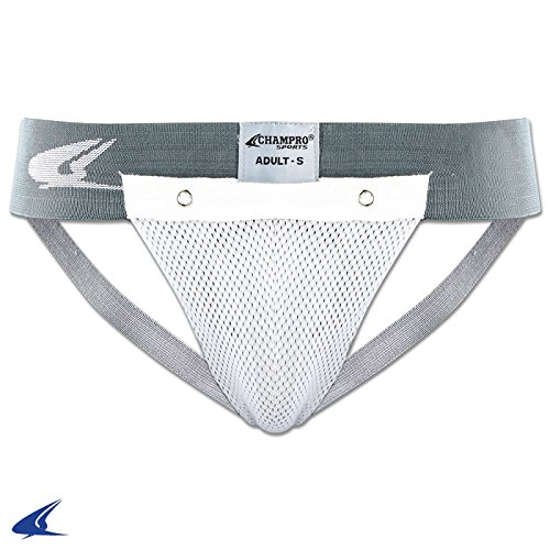 Champro ATHLETIC SUPPORTER (BANANA STYLE HARD CUP)