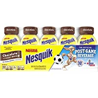 10-Count Nesquik Ready To Drink Milk (Chocolate)