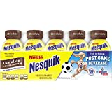 Nesquik Ready To Drink Milk, Chocolate, 8 oz., 10 Count