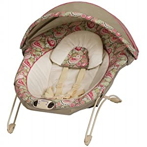 Jacqueline Simple Snuggles Baby Bouncer