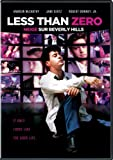 Less Than Zero (Bilingual)