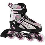 SFR Vortex Pink Inline Skates