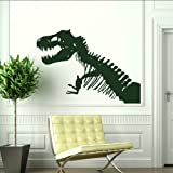 T-Rex Tyrannosaurus Dinosaur Wall Stickers / Wall Decal / Wall Transfers SK3