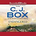 Endangered Audiobook by C. J. Box Narrated by David Chandler