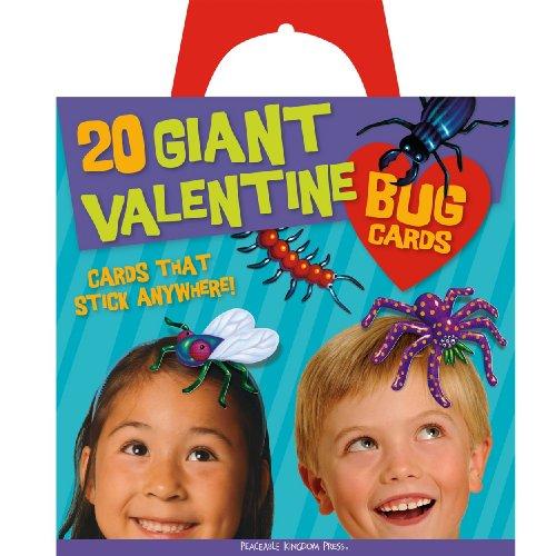 VPS14 - Giant Valentine Bug Cards