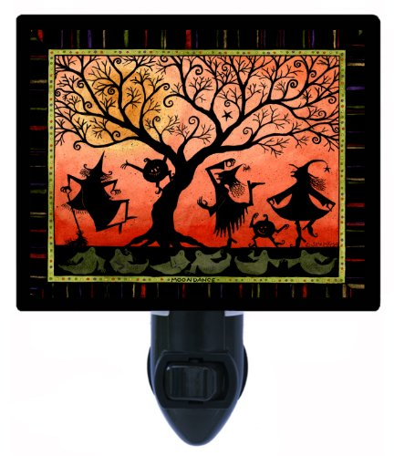 Halloween Night Light - Moondance
