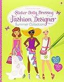 Sticker Dolly Dressing Fashion Designer Summer Collection