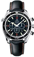 Omega Men's 2910.51.82 Seamaster Planet Ocean Automatic Chronometer Chronograph Watch from Omega