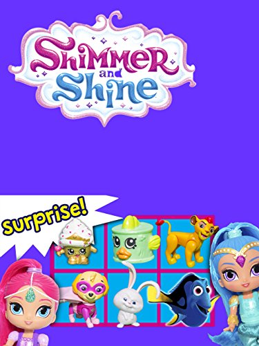 Assistant Shimmer and Shine Shopkins and Paw Patrol Surprise