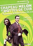 echange, troc Chapeau Melon et Bottes de Cuir: Volume 2 - Coffret 8 DVD