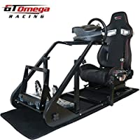 GT Omega ART Racing Simulator Cockpit RS9 Seat Suitable for the Thrustmaster T500RS TH8A TH8RS from GT Omega Racing