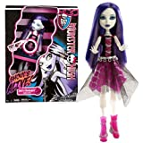 "Mattel Year 2012 Monster High ""Ghouls Alive!"" Series 11 Inch Electronic Doll Set - SPECTRA VONDERGEI"