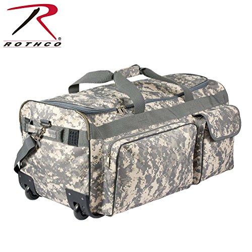 Rothco Military Expedition Wheeled Bag, 30'', ACU (Acu Digital Bag compare prices)