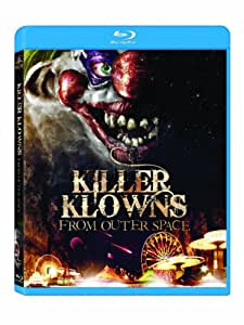 Killer Klowns From Outer Space [Blu-ray]
