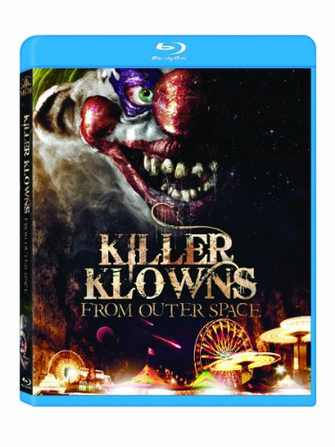 Killer Klowns From Outer Space Blu-ray (Killers Blue Ray compare prices)