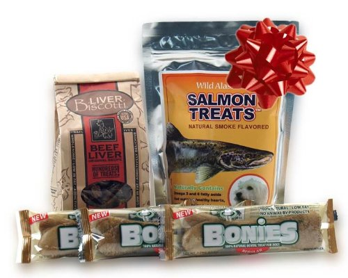 Tasty Treats Dog Gift Set