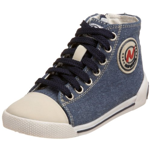Naturino NAT.26672500288.01, Unisex-adulti Sport scarpe-Pallone da basket, (blu), 33