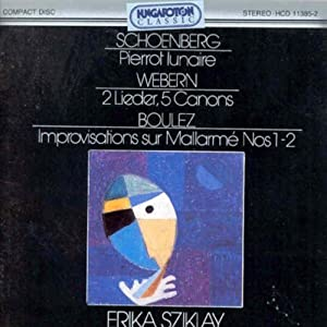 20th Century Vocal Works Mihaly from Hungaroton