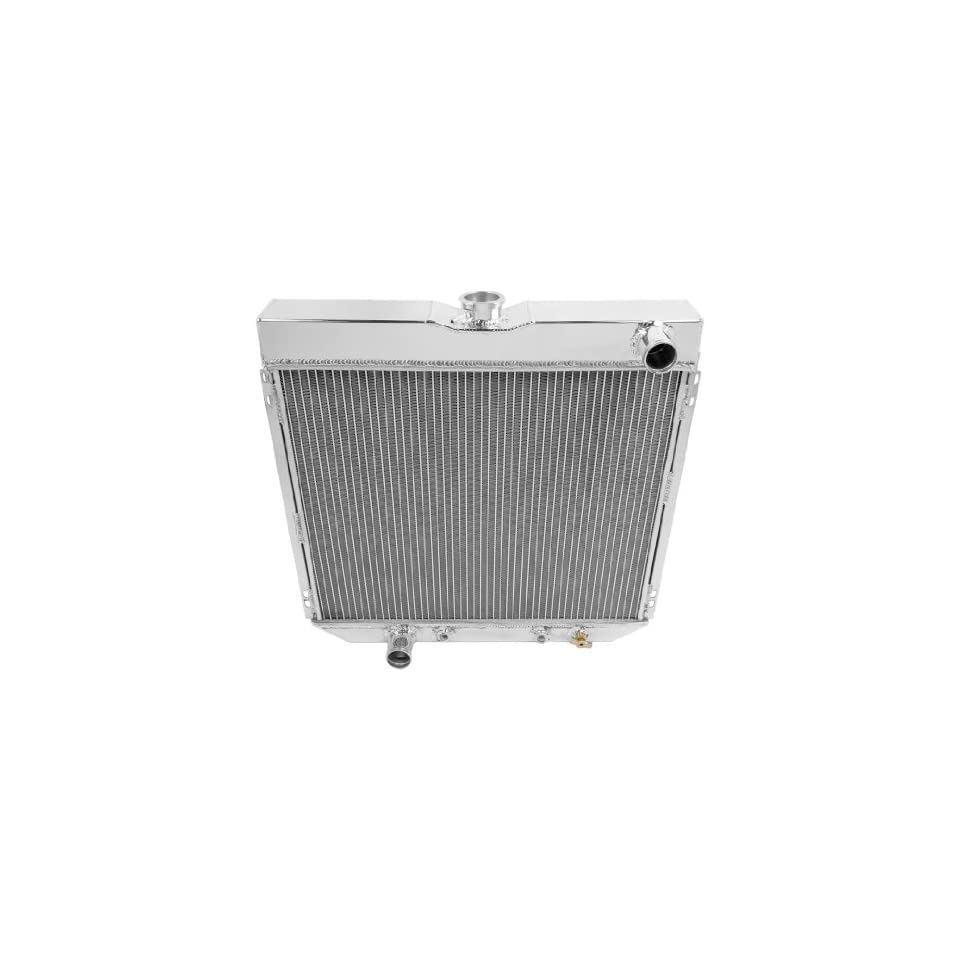 Champion CoolIng Systems, EC339, 2 Row All Aluminum Replacement Radiator for Multiple Ford Models