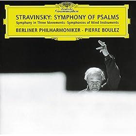 Stravinsky: Symphony In 3 Movements - 3. Con Moto