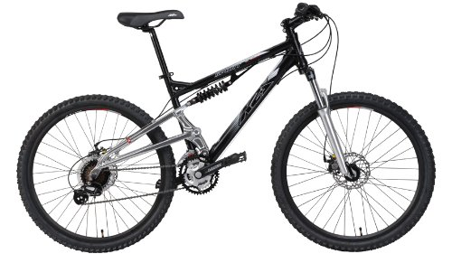 K2 Base Sport Full Suspension Mountain Bike