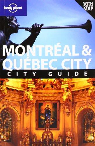 Montreal & Quebec City (City Travel Guide)