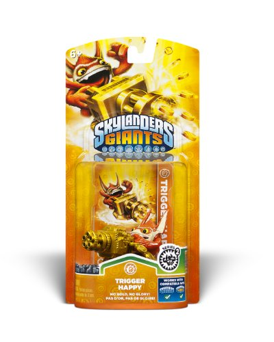 Skylanders Giants - Trigger Happy (Series 2) (Universal)