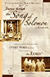 Cherie Blair Journey through the Song of Solomon: a devotional