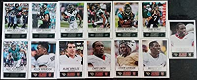 2014 Score Football Jacksonville Jaguars Team Set In a Protective Case - 13 Cards Including Paul Posluszny, Blake Bortles RC, Marquise Lee RC, Allen Robinson RC, Toby Gerhart, Marcedes Lewis, Ace Sanders, Chad Henne, Storm Johnson RC, Chris Smith RC, Tevi