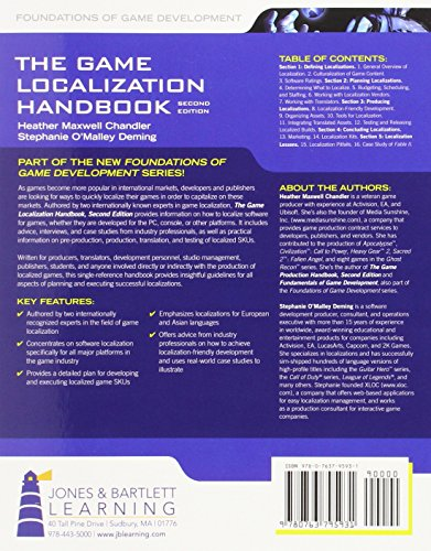The Game Localization Handbook 2nd Edition