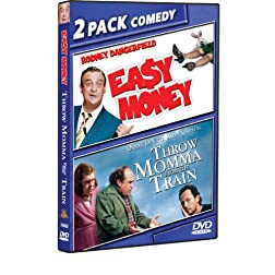 2-Pk Comedy: Easy Money/Throw Momma From The Train