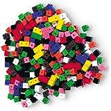 Learning Resources Interlocking Gram Unit Cubes Set of 1, 000