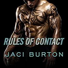 Rules of Contact: Play by Play Series, Book 12 Audiobook by Jaci Burton Narrated by Tatiana Sokolov