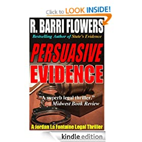 Persuasive Evidence (A Jordan La Fontaine Legal Thriller)