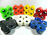 BigBoy 60mm 65mm 70mm 76mm Solid Gel Color Longboard Wheels