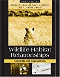 img - for Wildlife-Habitat Relationships: Concepts and Applications book / textbook / text book