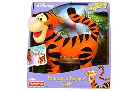 Bounce Bounce Tigger Game Pounce 'n Bounce Tigger