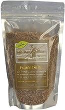 Fum233e de Sel French Sea Salt - Smoked Salt - 6 oz Pouch