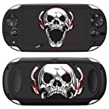 "atFoliX Designfolie ""Screaming Sound Black"" f�r Sony PlayStation Vita - ohne Displayschutzfolievon ""Designfolien@FoliX"""